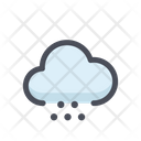 Rainy Raining Cloud Rain Icon