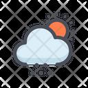 Summer Rain Cloud Rain Raining Icon