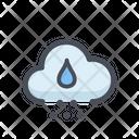 Cloud Rain Rainy Weather Weather Icon