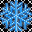 Snow Flake Cold Winter Icon