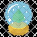 Snow Glass Icon