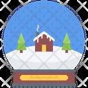 Snow Globe Icon