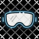 Snow Google Snow Goggle Ski Goggles Icon