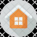 Snow home Icon