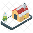 Snow House Icon