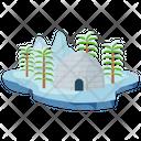 Snow Island Icon