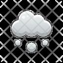 Snow Weather Sky Icon