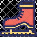Snow Skate Icon
