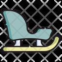 Snow Sledge Icon