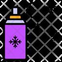 Snow Spray Icon
