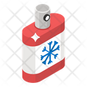 Snow Spray Spray Bottle Snow Party Icon