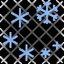 Snow Storm Snowfall Icon