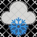 Snow Weather Icon
