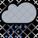 Snow Weather Insurance Icon