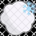 Snowball Winter Snow Icon
