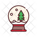 Snowball Snow Ball Icon