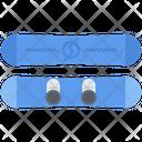 Snowboard Sport Equipment Icon