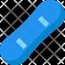 Snowboard Surf Icon