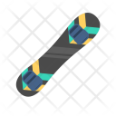 Snowboard Skaate Vacation Icon