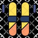 Snowboarding Icon
