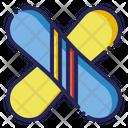 Snowboards Icon