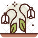 Snowdrops Icon