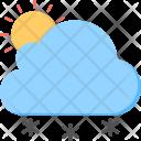 Winter Weather Scene Icon