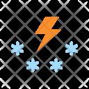 Snowfall Snow Storm Icon
