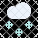 Snow Winter December Icon