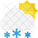Snow Snowing Snowy Icon