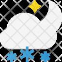 Snow Snowing Snowy Icon