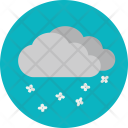 Snow Weather Cloud Icon