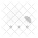 Cloud Snow Weather Icon