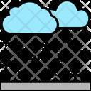 Cloud Snowfall Weather Icon