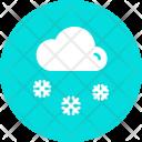 Snowfall Cloud Snow Icon