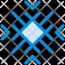 Snowflake Snowflakes Snow Icon