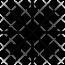 Snowflake Snowflakes Freeze Icon