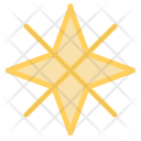 Snowflake Ornament Decoration Icon
