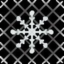 Snow Flake Ice Icon