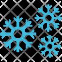 Snowflake Snow Cold Icon