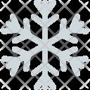 Snowflake Stellar Dendrites Icon
