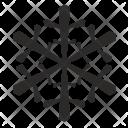 Snowflake Flake Icon