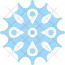 Snow Ice Frost Icon