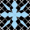 Snow Flake Winter Icon