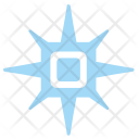 Snow Flake Frost Icon