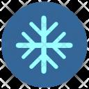 Snowflake Cold Snow Icon
