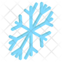 Snow Snowflake Winter Icon