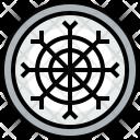 Snowflake Weather Climat Icon