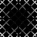 Snowflake Snowflake Design Christmas Snowflake Icon