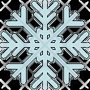 Snowflake Snow Christmas Icon